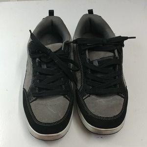 Black-Gray Harsh Athletic Men's shoes Size 10.5